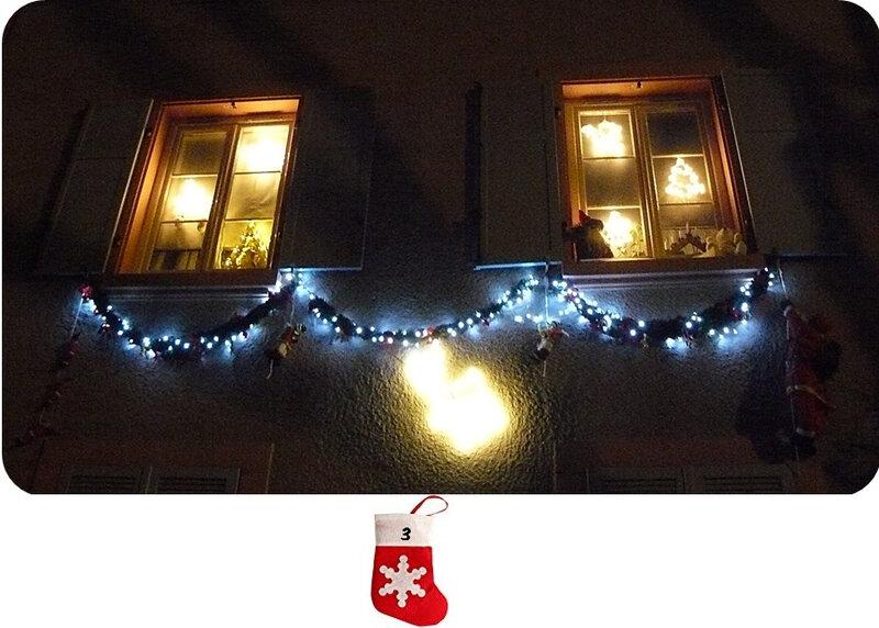 Quartier Drouot - Calendrier des lumières 3