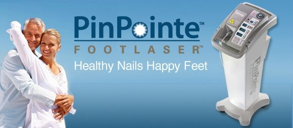 pinpointe footlaser 1