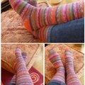 Mes chaussettes!!!!