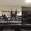 Nuit de la lecture : cathédrale saint corentin en livre dentelle - les ursulines quimper