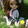 [pullip nina] flower power