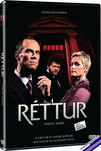 Réttur - Saison 1 [2012]