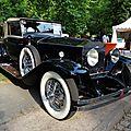 Rolls royce phantom i springfield brewster regent drophead coupé 1929