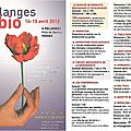 Relanges bio du 14 et 15 avril 2012