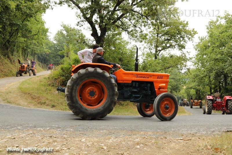 Photos JMP©Koufra 12 - Cornus - Rando Tracteurs - 15082019 - 0469