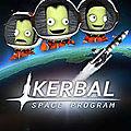 Kerbal space program est disponible dans la catégorie «gestion»