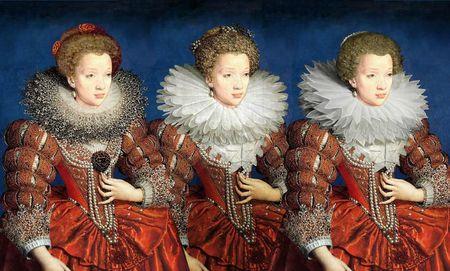 Mode vers 1615-1620