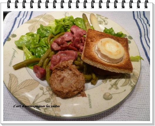La salade périgourdine d'Elodie2