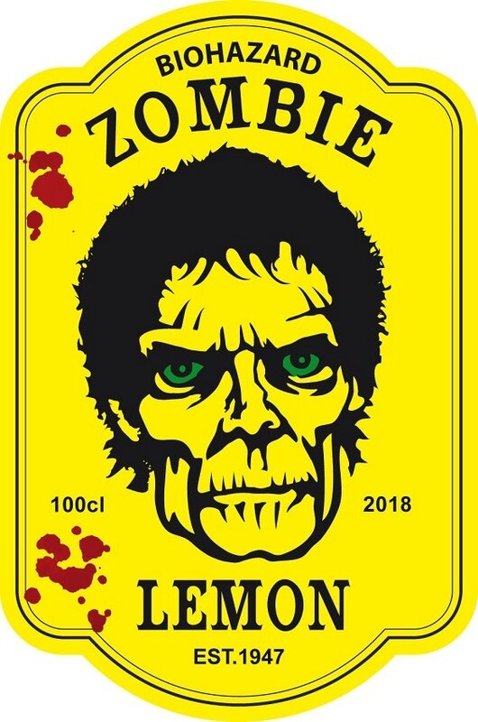 label zombie lemon virus