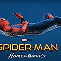 Mon avis sur spiderman homecoming