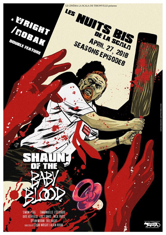 Shaun of the Baby Blood (avril 2018)