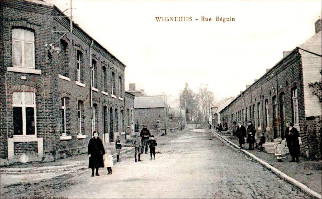 WIGNEHIES-Rue Beguin 1