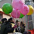 Le défilé du nouvel an chinois paris 13°