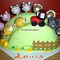 Cake pops de la ferme - explications en détail !