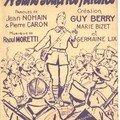 1939, A Sans Soucis les fillettes