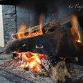 Au coin du feu...