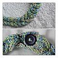 collier tricoté tressé (page 2)
