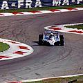 1990-Monza historic-Ligier JS11-2