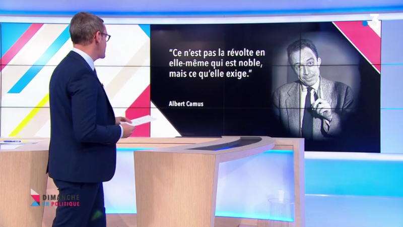 CITATION ALBERT CAMUS DIMPOL MEDIA DIXIT WORLD