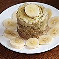 Mug cake a la banane