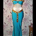 Commande de sherry bb: deux costumes burlesque cléopâtre