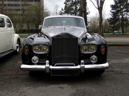 rolls royce silver cloud III 1963 1966 a