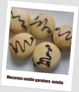 Macarons_vanille