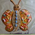 Gâteau anniversaire 4 ans Manon copains