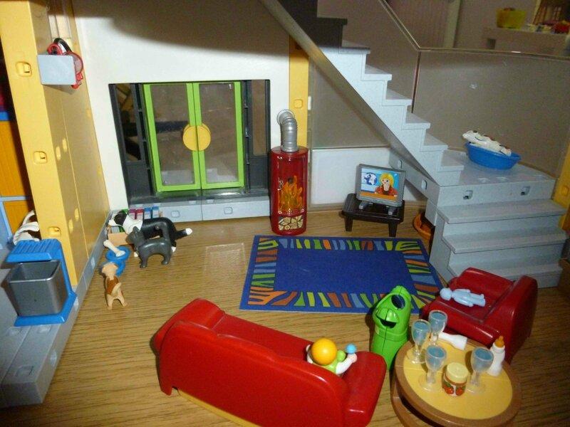 Ma maison playmobil la fabrique de julie - Toute les maison playmobil ...