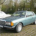 MERCEDES 300 CD W123 coupé Ludwigshafen (1)