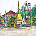 Sketches 2018, cambodia part 4