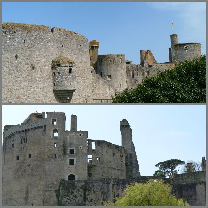 château Clisson----