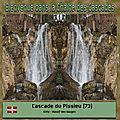 Série Cascades : Le Pissieu