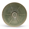 A Yaozhou conical bowl, Song dynasty, 12th century