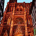 Stg place de la cathedrale concert La Strasbourgeoise 6534