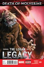 death of wolverine the logan legacy 03