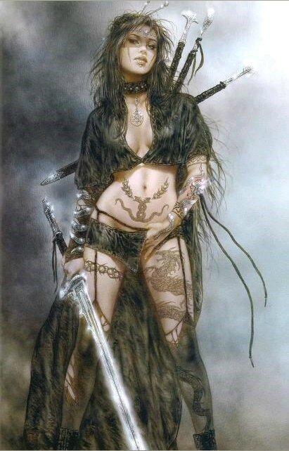 Blodwyn, la guerrière du clan