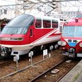 Inuyama eki Panorama Cars 7000 (x2) & Super 1000