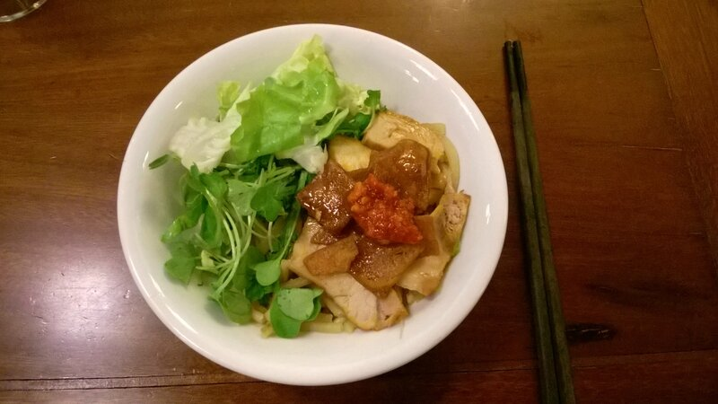 Le Cao Lau d'Hoi An
