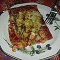 Pizza, 4 formules...