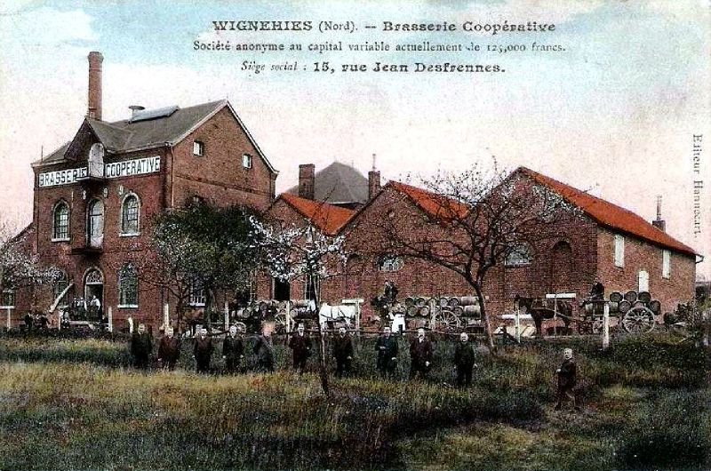 WIGNEHIES-Brasserie Coopérative