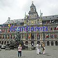 Mon top 10 belgique: n°3: anvers
