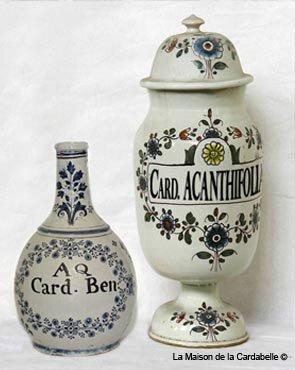 Cardabelle medicinale