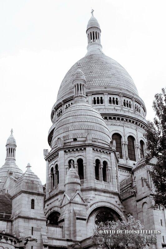 Basilique du Sacré Coeur - Paris - Montmartre