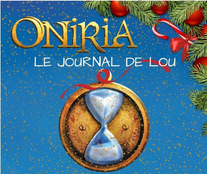 oniria-journal de Lou
