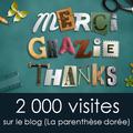 2 000 visites en deux mois ! merci...
