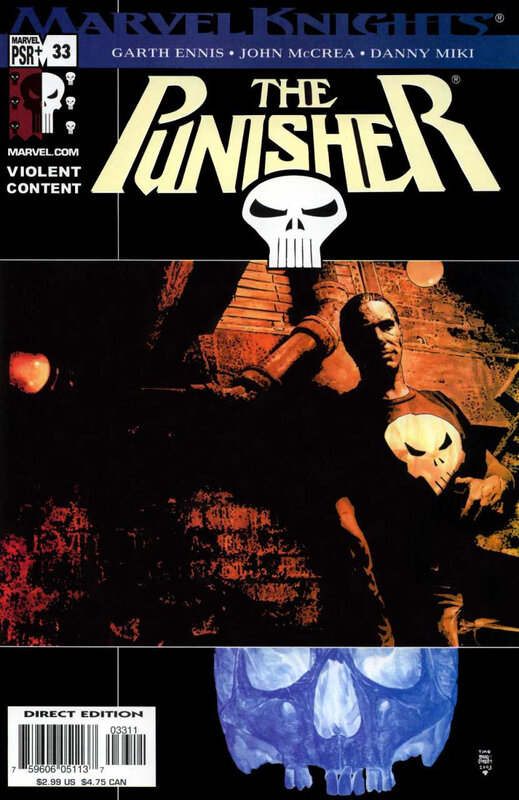 punisher marvel knights V3 33