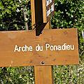 L'Arche de Ponadieu. Septembre 2017