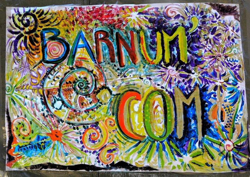 affiche barnum