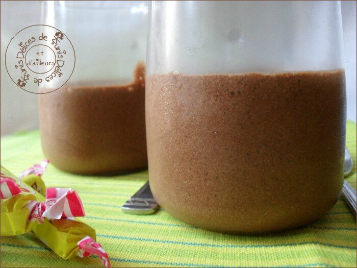 Mousse chocolat - carambars 2